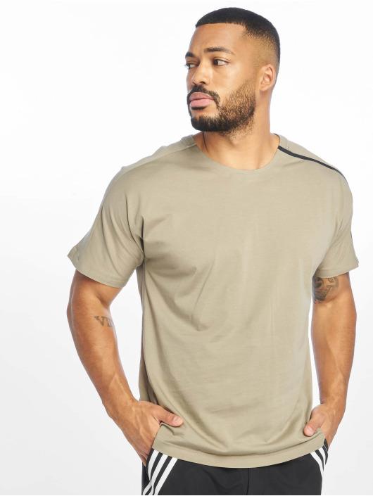 adidas Performance T-Shirt ZNE khaki