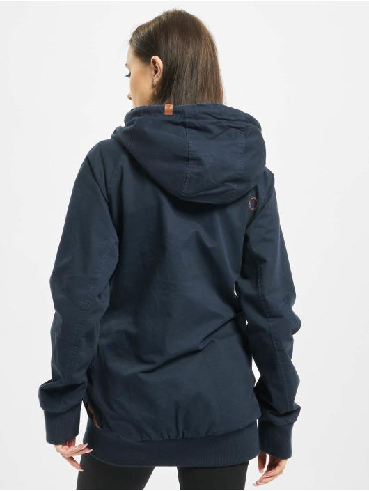 Alife & Kickin Lightweight Jacket Johanna blue