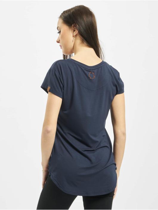 Alife & Kickin T-Shirt Mimmy blue