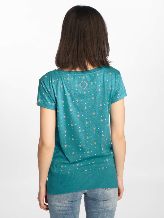 Alife & Kickin T-Shirt Coco turquoise