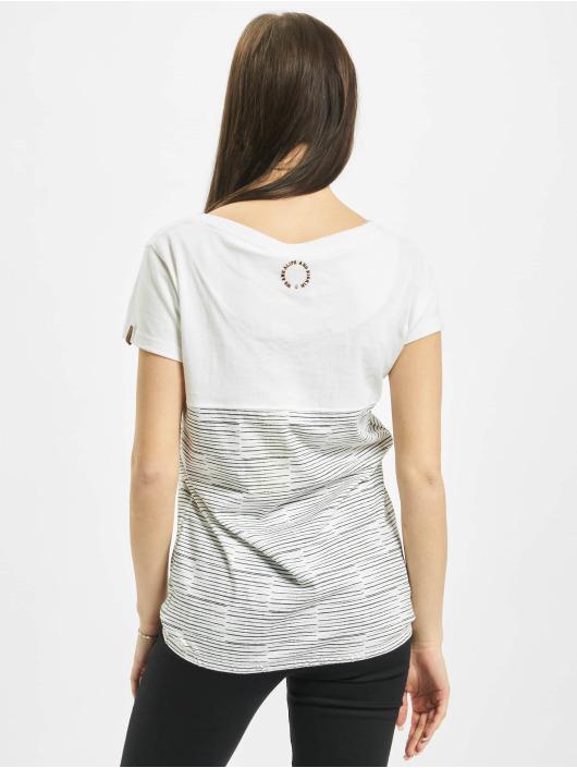 Alife & Kickin T-Shirt Clarice white