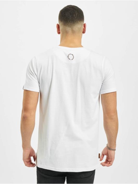 Alife & Kickin T-Shirt Maddox white