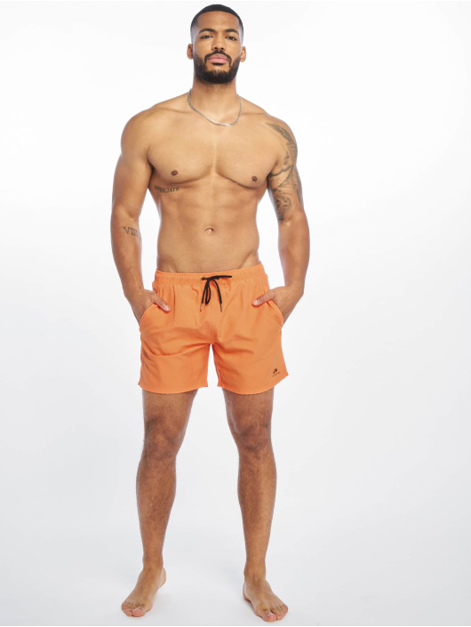 Alpha Industries Badeshorts Basic orange