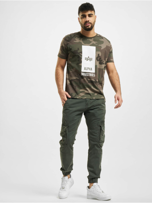 Alpha Industries Cargo pants Rescue gray