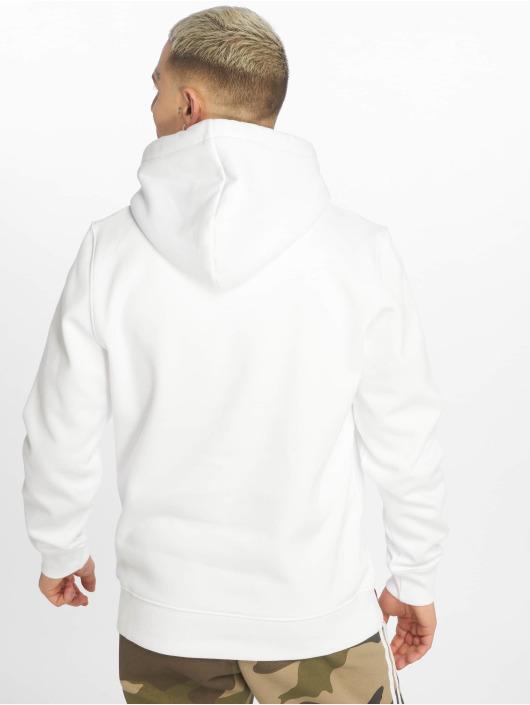 Alpha Industries Hoodie Basic white