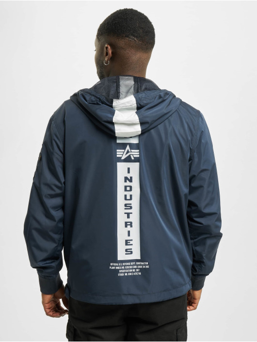 Alpha Industries Lightweight Jacket Defense blue