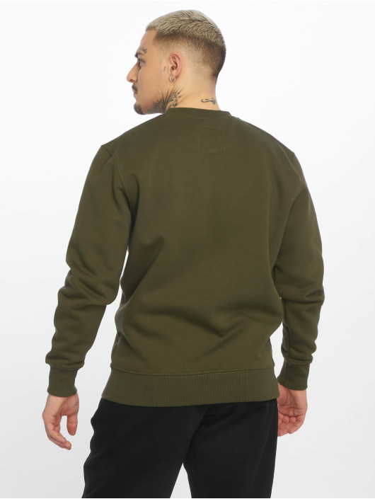 Alpha Industries Pullover Basic green