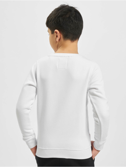 Alpha Industries Pullover Basic Sweater white