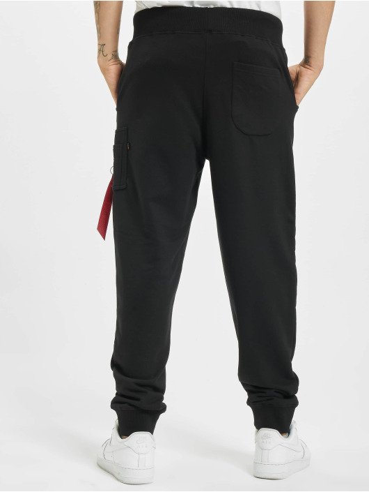 Alpha Industries Sweat Pant X-Fit Cargo black