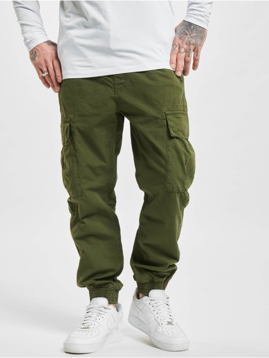 Alpha Industries Sweat Pant Ripstop olive