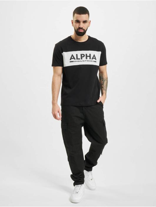 Alpha Industries T-Shirt Inlay black