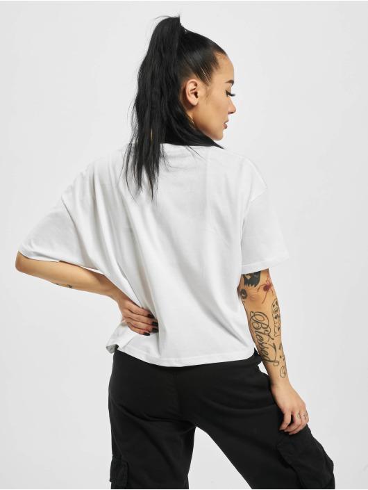 Alpha Industries T-Shirt Basic Cos Foil Print white