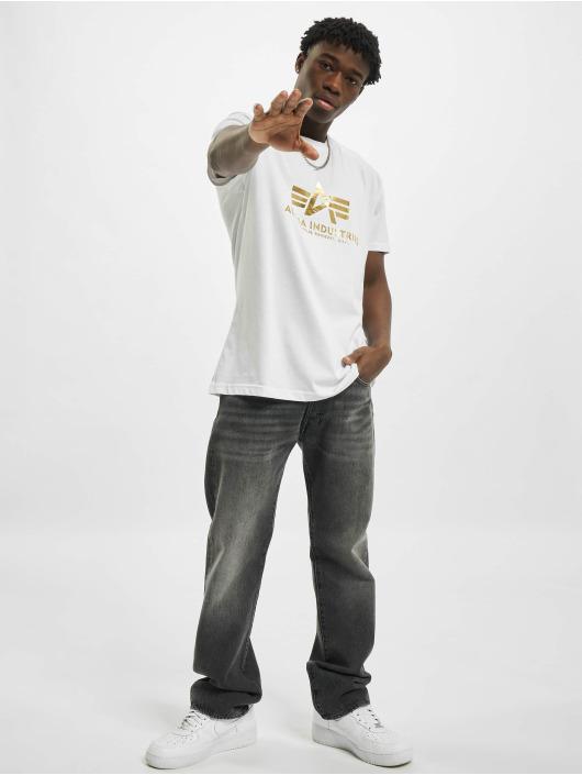 Alpha Industries T-Shirt Basic white