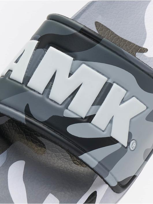 AMK Sandals Soldier camouflage