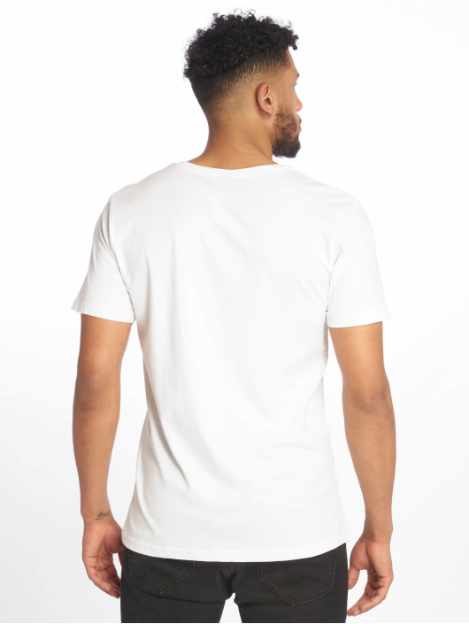 AMK T-Shirt AMK Panther white