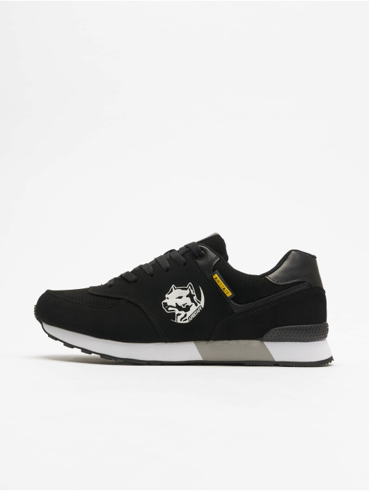 Amstaff Sneakers Running Dog black