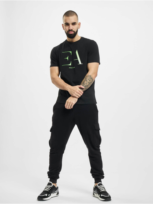 Armani T-Shirt Logo EA black