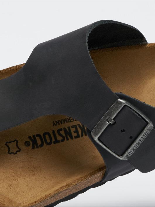 Birkenstock Sandals Ramses FL black
