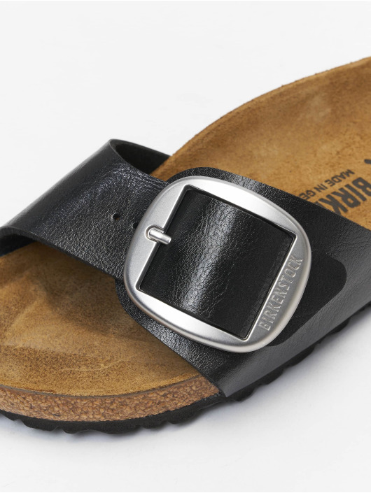 Birkenstock Sandals Madrid Big Buckle BF black