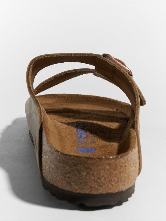 Birkenstock Sandals Arizona NU Oiled SFB brown