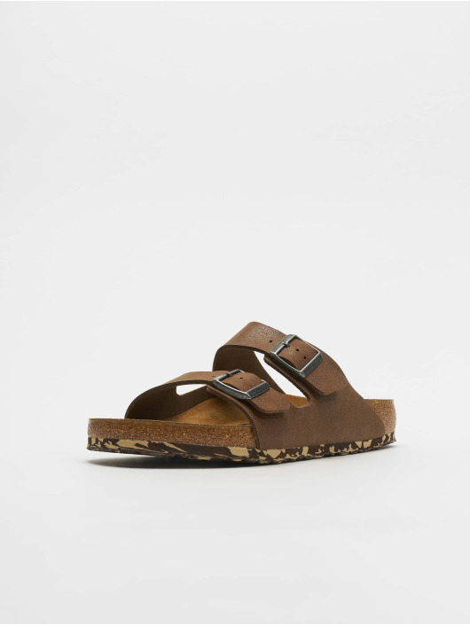 Birkenstock Sandals Arizona MF brown