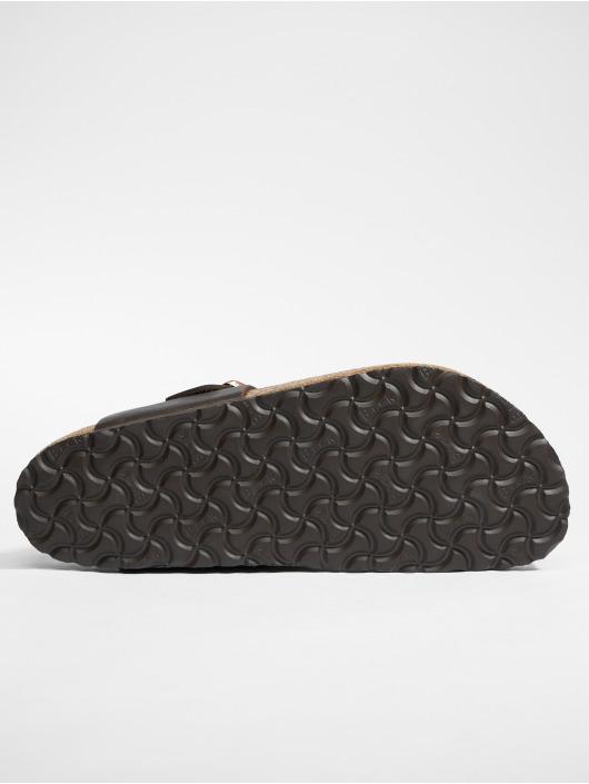 Birkenstock Sandals Ramses FL brown