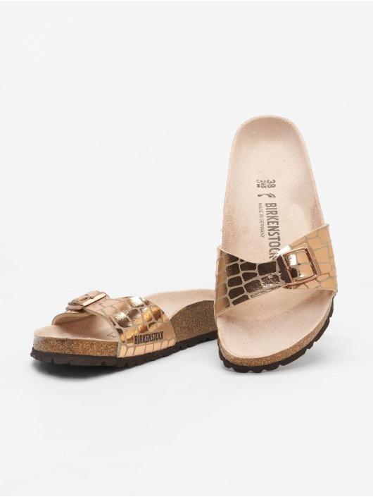 Birkenstock Sandals Madrid MF brown
