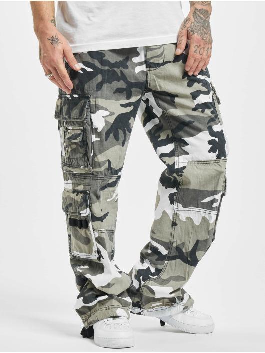 Brandit Cargo pants Pure Vintage camouflage