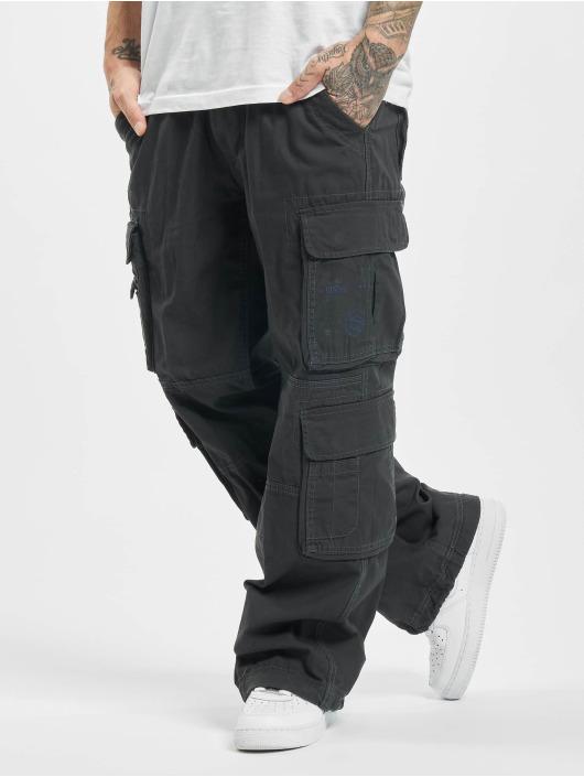 Brandit Cargo pants Pure Vintage gray