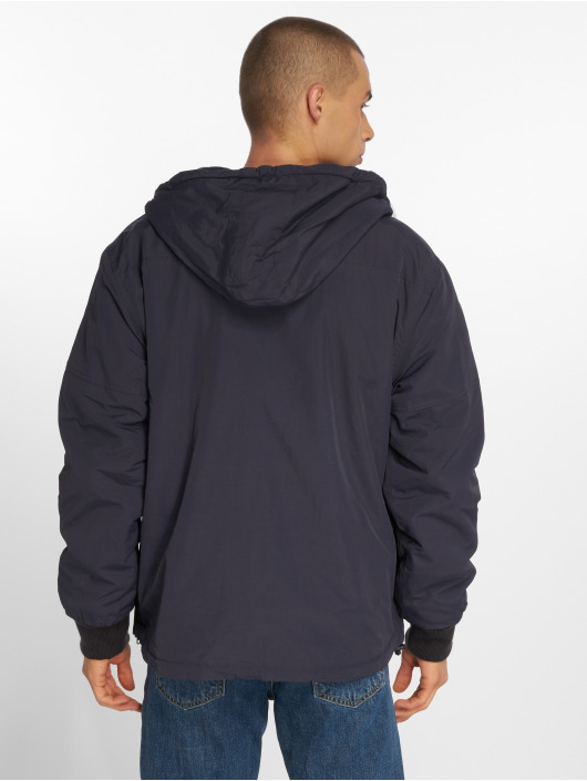 Brandit Lightweight Jacket Luke blue