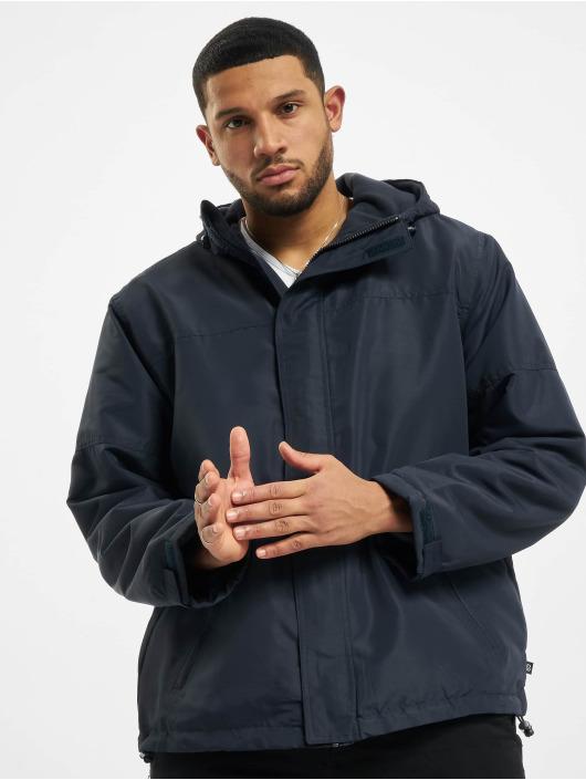 Brandit Lightweight Jacket Frontzip blue