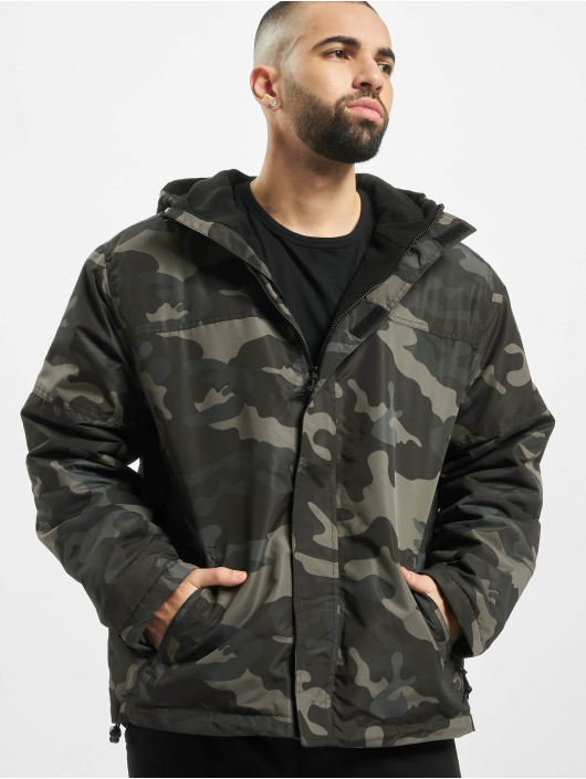 Brandit Lightweight Jacket Fullzip camouflage