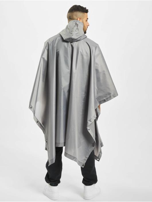 Brandit Lightweight Jacket Ripstop Poncho gray