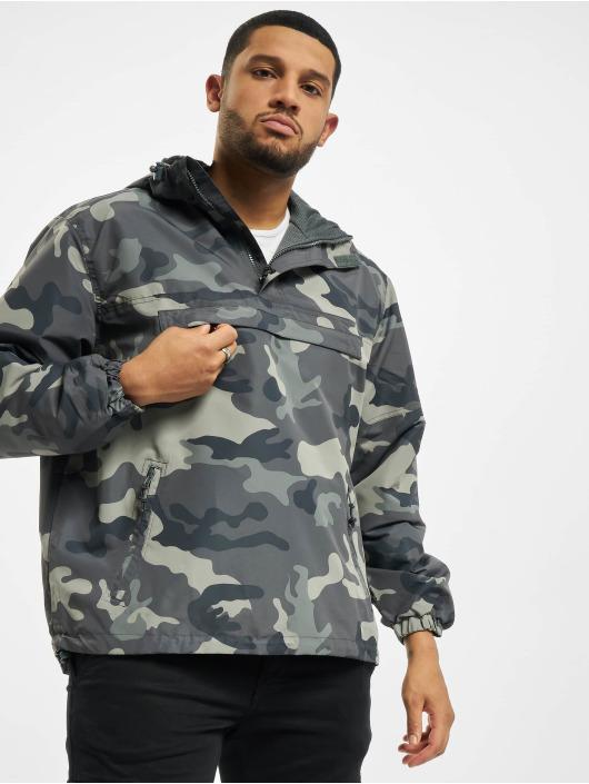 Brandit Lightweight Jacket Summer gray