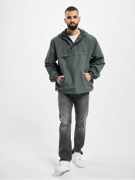 Brandit Lightweight Jacket Summer gray
