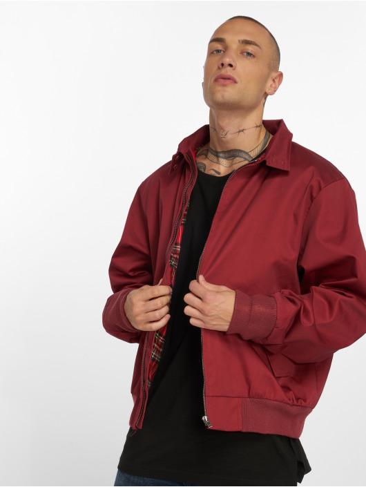 Brandit Lightweight Jacket Lord Canterbury red