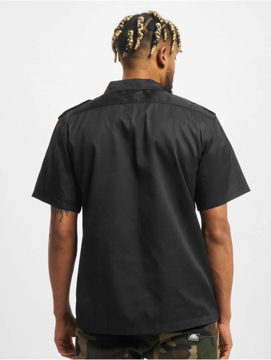 Brandit Shirt Us 1/2 black