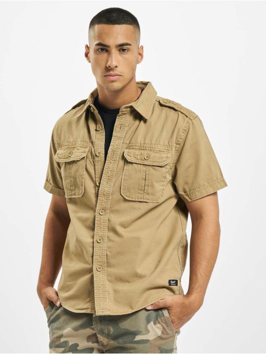 Brandit Shirt Vintage brown