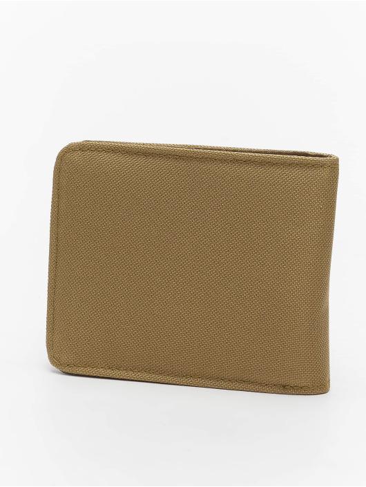 Brandit Wallet Four brown