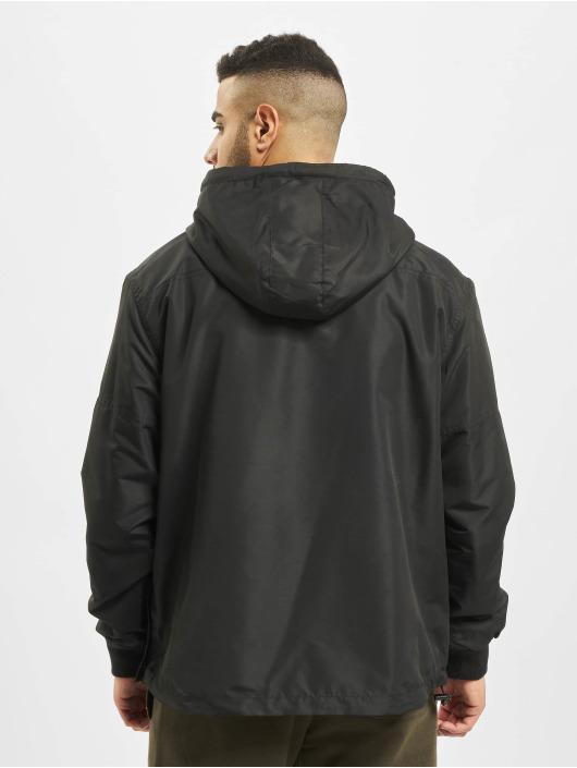 Brandit Winter Jacket Luke black