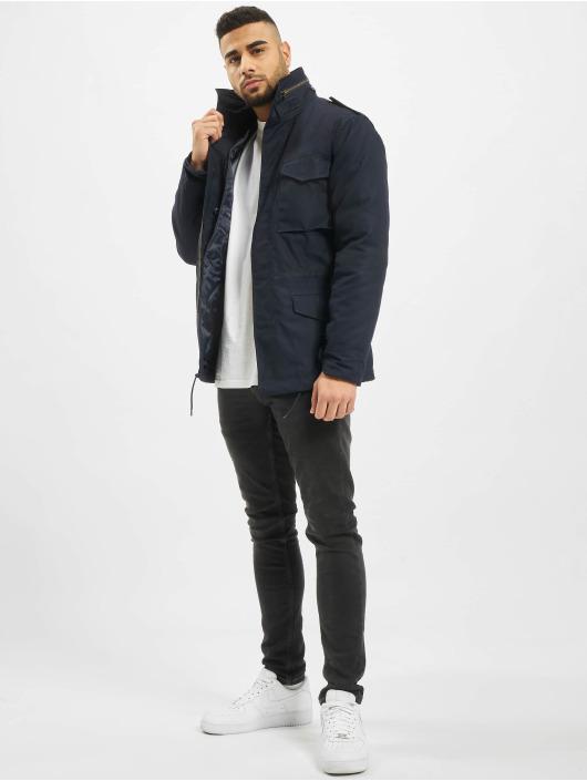 Brandit Winter Jacket M65 Standard blue