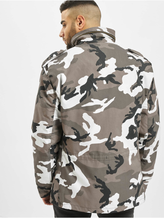 Brandit Winter Jacket M65 Standard gray
