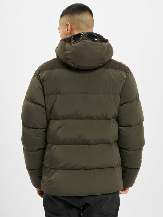 C.P. Company Puffer Jacket Nycra olive
