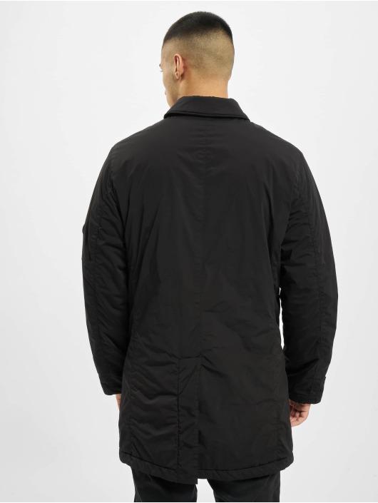 C.P. Company Winter Jacket Lens Detail Padded black