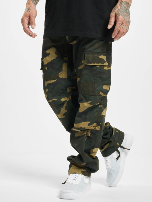 Carhartt WIP Cargo pants Aviation camouflage