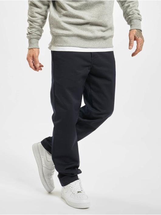 Carhartt WIP Chino pants Master blue