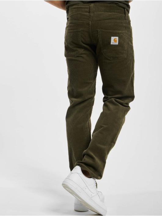 Carhartt WIP Corduroy Pants Klondike green