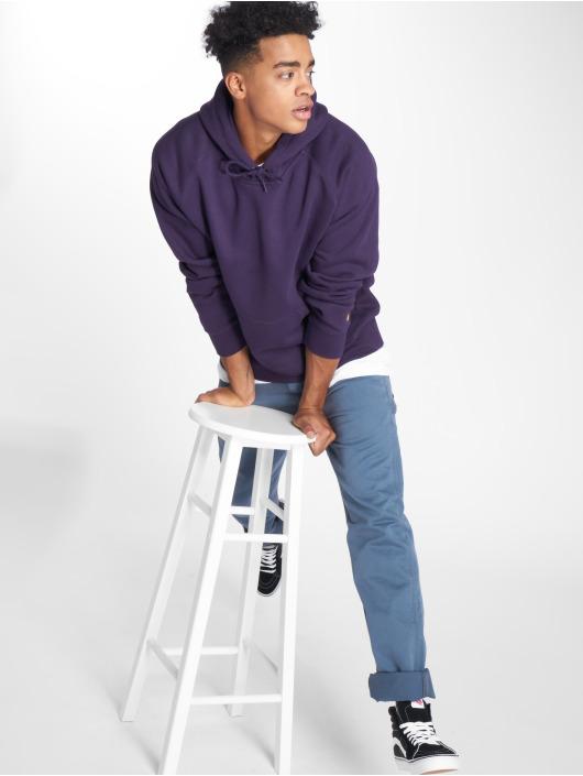 Carhartt WIP Hoodie Chase purple