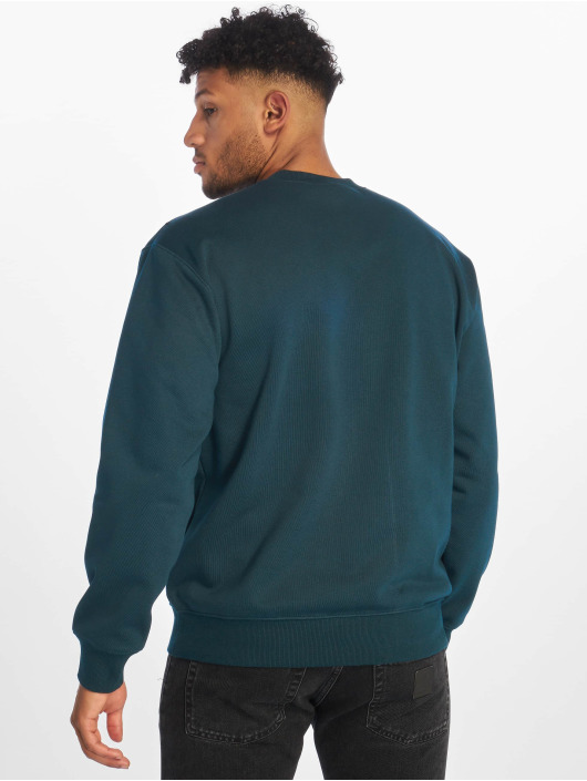 Carhartt WIP Pullover Label blue