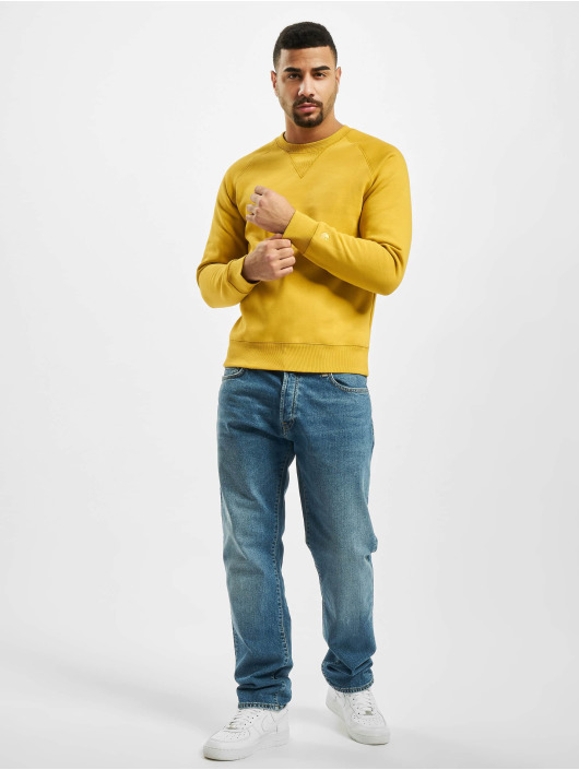 Carhartt WIP Pullover Chase gold